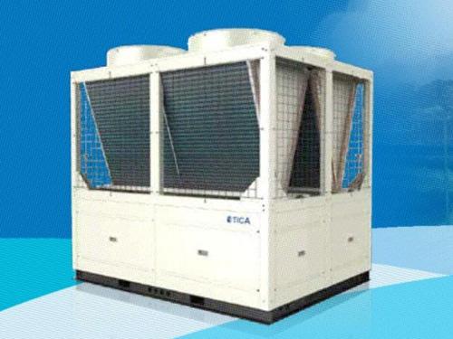模块化低环温空气源热泵机组