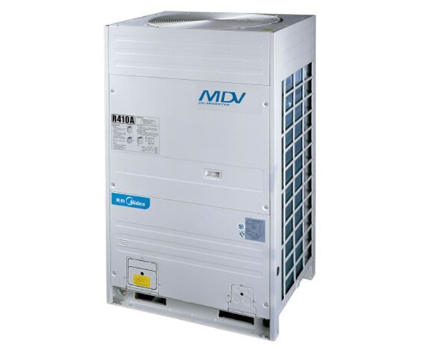 美的MDV水源热泵智能多联中央