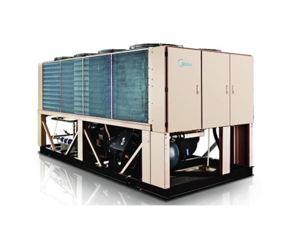 美的风冷螺杆冷(热)水机组R134a