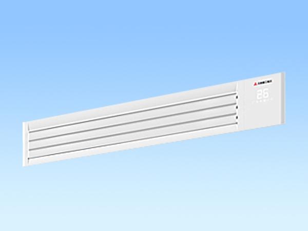 三菱3D气流面板系列