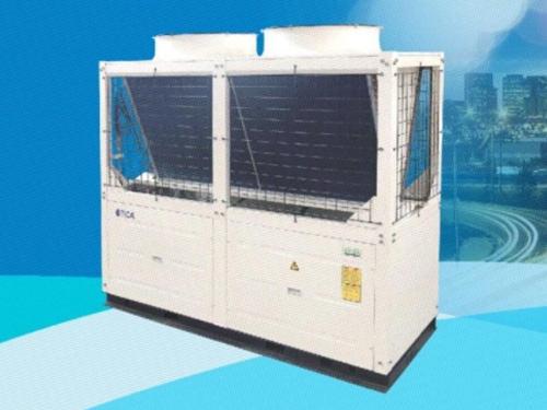 模块化风冷式冷(热)水机组